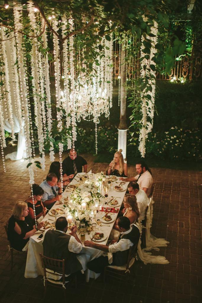 Lavish Small Wedding