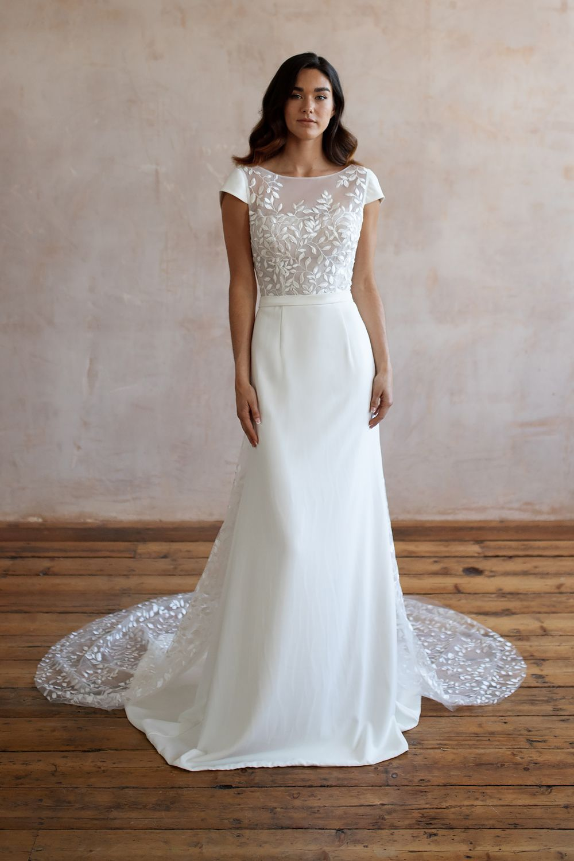 Wedding Dresses Lace Bridal Shops Near Me Bridal Shops LondonLace Wedding Dresses Wedding Dress Lace Lace Wedding Dress Wedding Dresses Cap Sleeve Wedding Dress 6 1