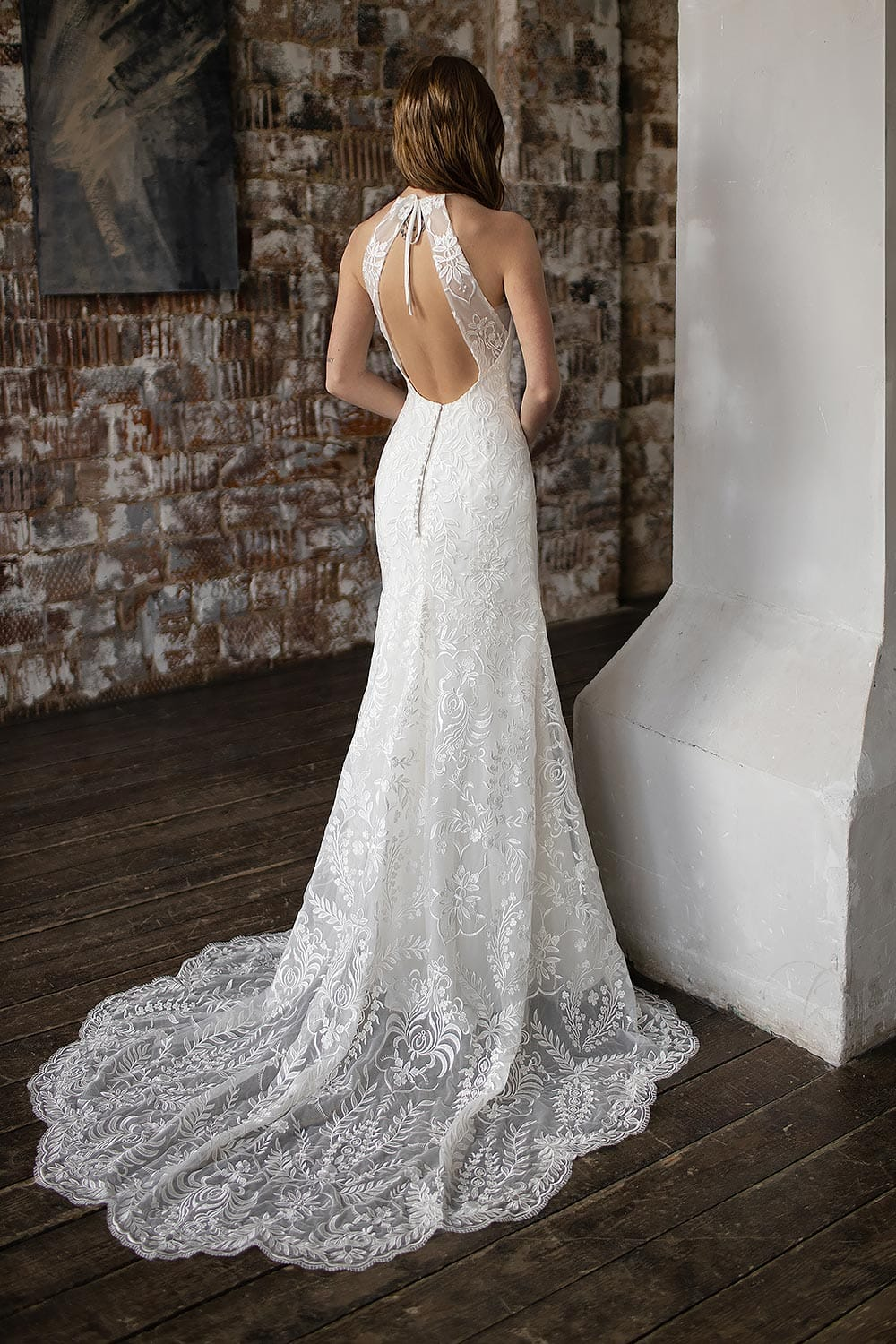 bridal shop near me wedding dress shop near me boho wedding dress high neck wedding dress 1