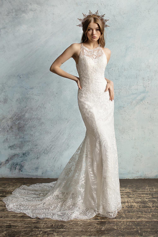 bridal shop near me wedding dress shop near me boho wedding dress high neck wedding dress 10