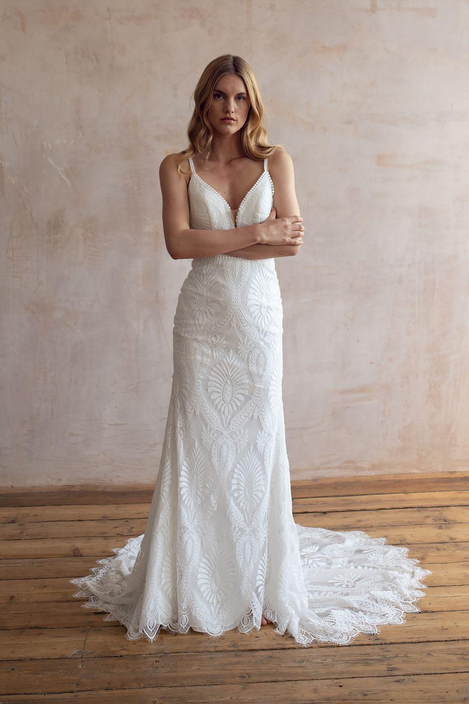 Boho Wedding Dresses Boho Wedding Dress Bridal Shops London Wedding Dresses Lace Lace Wedding Dresses Wedding Dress Lace Lace Wedding Dress Wedding Dresses 6 1