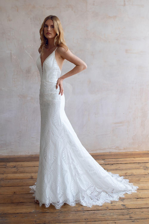 Boho Wedding Dresses Boho Wedding Dress Bridal Shops London Wedding Dresses Lace Lace Wedding Dresses Wedding Dress Lace Lace Wedding Dress Wedding Dresses 6 2