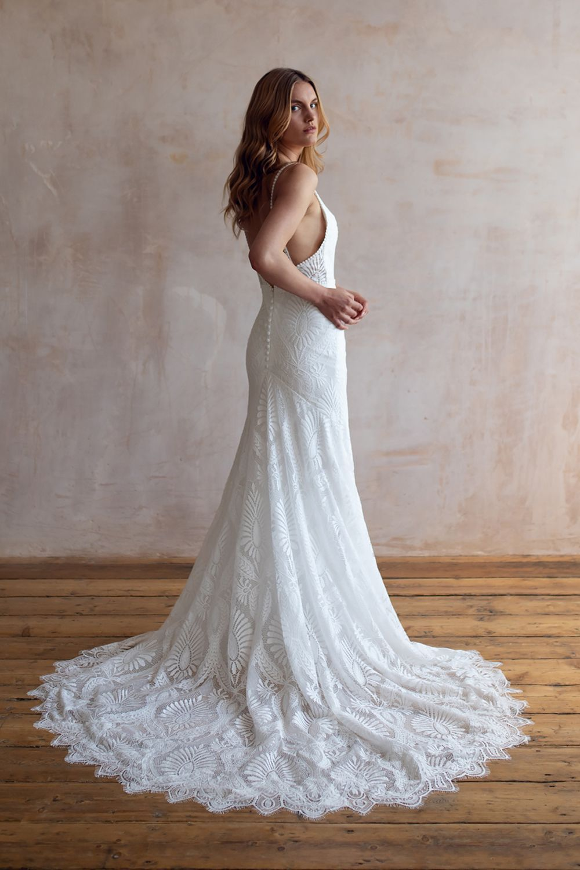 Boho Wedding Dresses Boho Wedding Dress Bridal Shops London Wedding Dresses Lace Lace Wedding Dresses Wedding Dress Lace Lace Wedding Dress Wedding Dresses 6 4 1