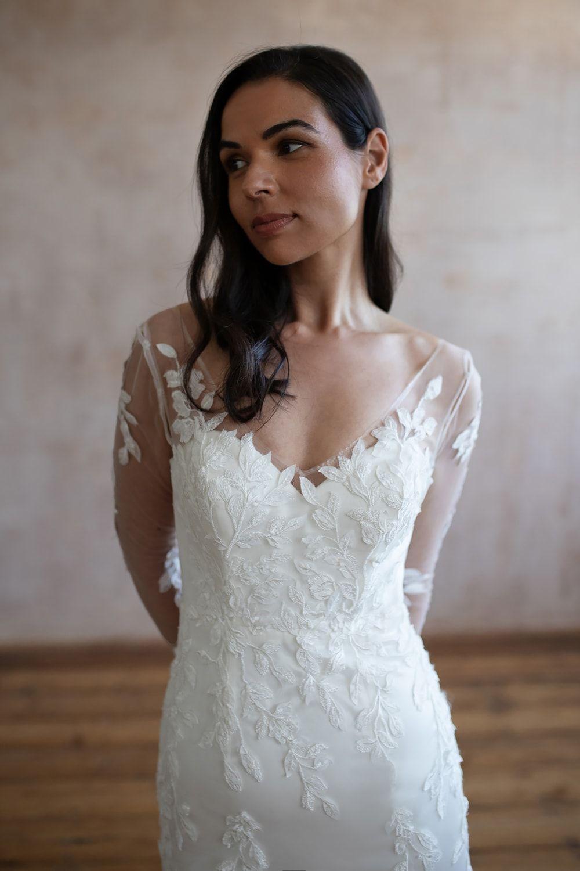 Wedding Dresses Lace Lace Wedding Dresses Wedding Dress Lace Lace Wedding Dress Wedding Dresses Long Sleeve Wedding Dress Bridal Shops London 15 1