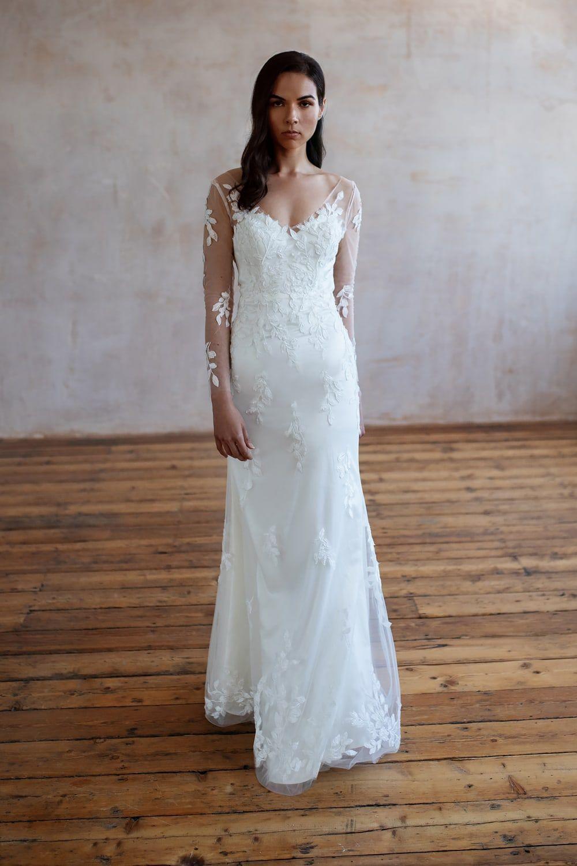 Wedding Dresses Lace Lace Wedding Dresses Wedding Dress Lace Lace Wedding Dress Wedding Dresses Long Sleeve Wedding Dress Bridal Shops London 15 2