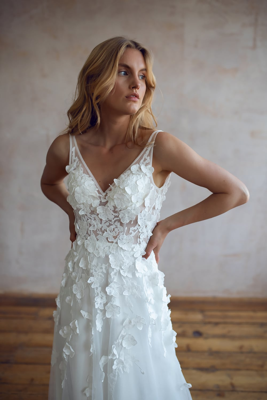 Wedding Dresses Lace Wedding Dresses Long Sleeve Boho Wedding Dresses Wedding Dress Beach Mermaid Wedding Dresses Alterna