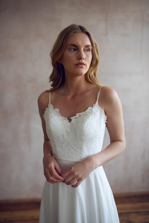 Wedding Dresses Lace Wedding Dresses Long Sleeve Boho Wedding Dresses Wedding Dress Beach Mermaid Wedding Dresses Alterna 10