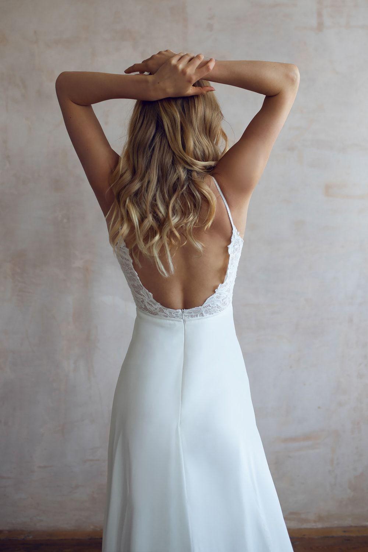Wedding Dresses Lace Wedding Dresses Long Sleeve Boho Wedding Dresses Wedding Dress Beach Mermaid Wedding Dresses Alterna 12