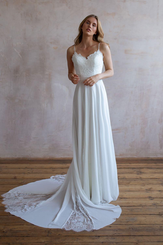 Wedding Dresses Lace Wedding Dresses Long Sleeve Boho Wedding Dresses Wedding Dress Beach Mermaid Wedding Dresses Alterna 13