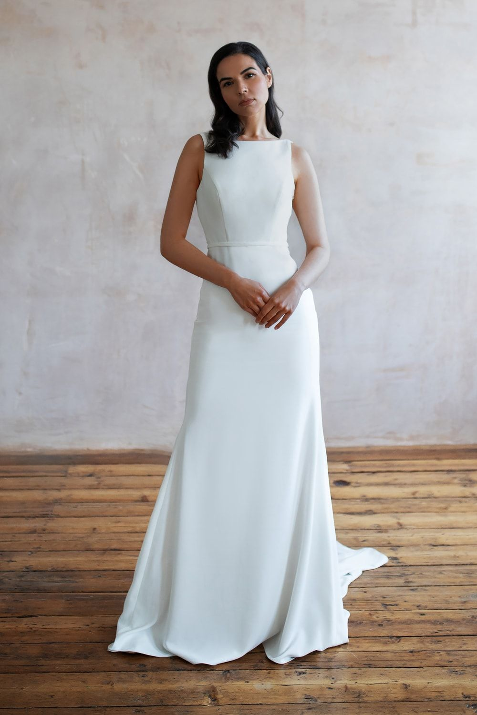 Wedding Dresses Lace Wedding Dresses Long Sleeve Boho Wedding Dresses Wedding Dress Beach Mermaid Wedding Dresses Alterna 14