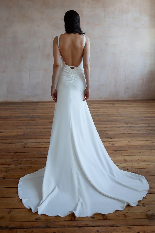 Wedding Dresses Lace Wedding Dresses Long Sleeve Boho Wedding Dresses Wedding Dress Beach Mermaid Wedding Dresses Alterna 15