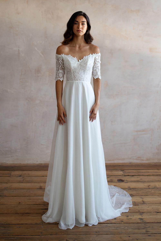 Wedding Dresses Lace Wedding Dresses Long Sleeve Boho Wedding Dresses Wedding Dress Beach Mermaid Wedding Dresses Alterna 19 1