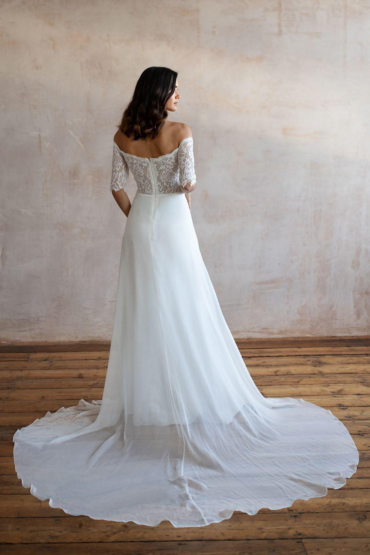 Wedding Dresses Lace Wedding Dresses Long Sleeve Boho Wedding Dresses Wedding Dress Beach Mermaid Wedding Dresses Alterna 21