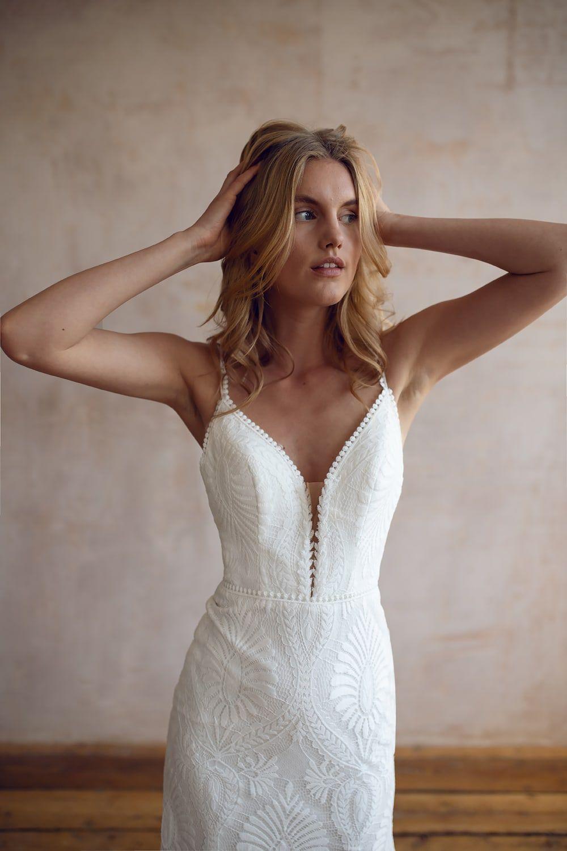 Wedding Dresses Lace Wedding Dresses Long Sleeve Boho Wedding Dresses Wedding Dress Beach Mermaid Wedding Dresses Alterna 27