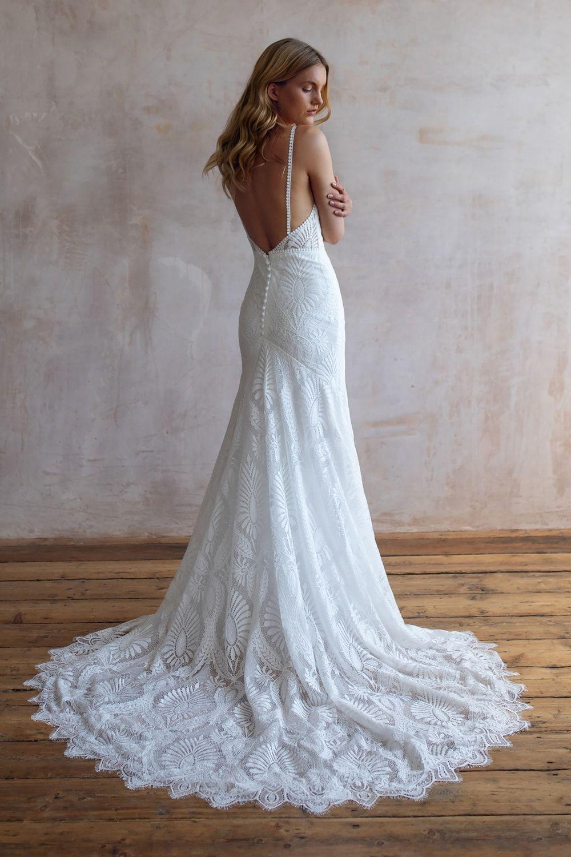 Wedding Dresses Lace Wedding Dresses Long Sleeve Boho Wedding Dresses Wedding Dress Beach Mermaid Wedding Dresses Alterna 28