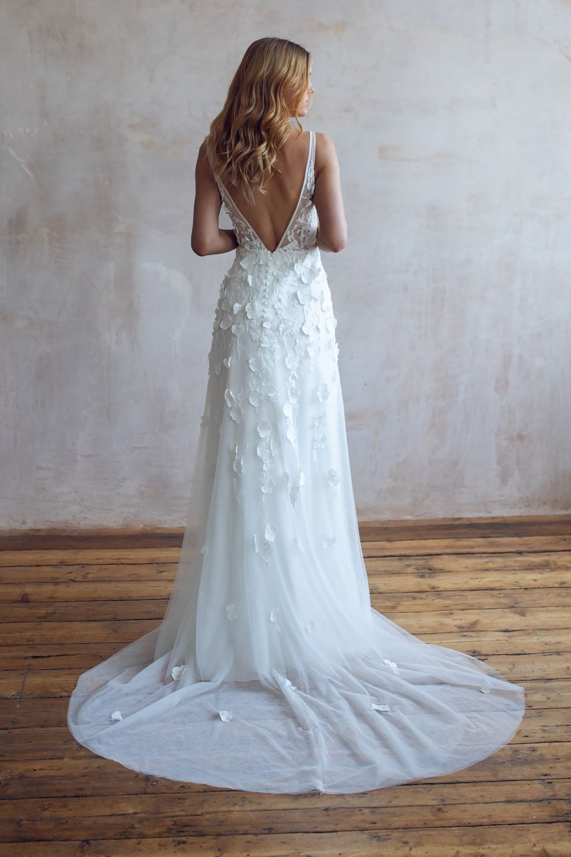Wedding Dresses Lace Wedding Dresses Long Sleeve Boho Wedding Dresses Wedding Dress Beach Mermaid Wedding Dresses Alterna 3