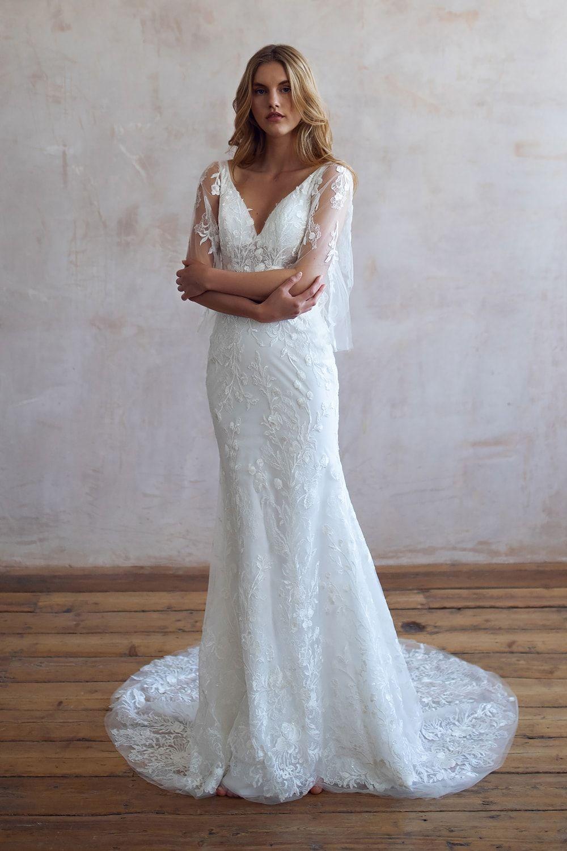 Wedding Dresses Lace Wedding Dresses Long Sleeve Boho Wedding Dresses Wedding Dress Beach Mermaid Wedding Dresses Alterna 30
