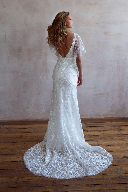 Wedding Dresses Lace Wedding Dresses Long Sleeve Boho Wedding Dresses Wedding Dress Beach Mermaid Wedding Dresses Alterna 32