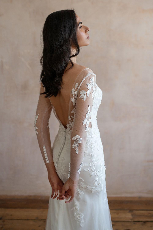 Wedding Dresses Lace Wedding Dresses Long Sleeve Boho Wedding Dresses Wedding Dress Beach Mermaid Wedding Dresses Alterna 39