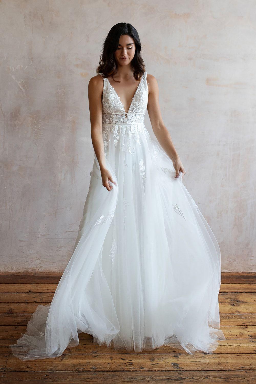 Wedding Dresses Lace Wedding Dresses Long Sleeve Boho Wedding Dresses Wedding Dress Beach Mermaid Wedding Dresses Alterna 4