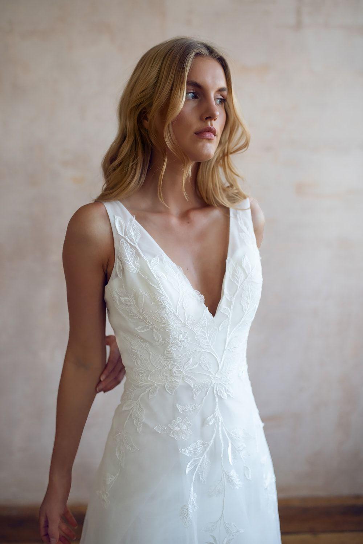 Wedding Dresses Lace Wedding Dresses Long Sleeve Boho Wedding Dresses Wedding Dress Beach Mermaid Wedding Dresses Alterna 44
