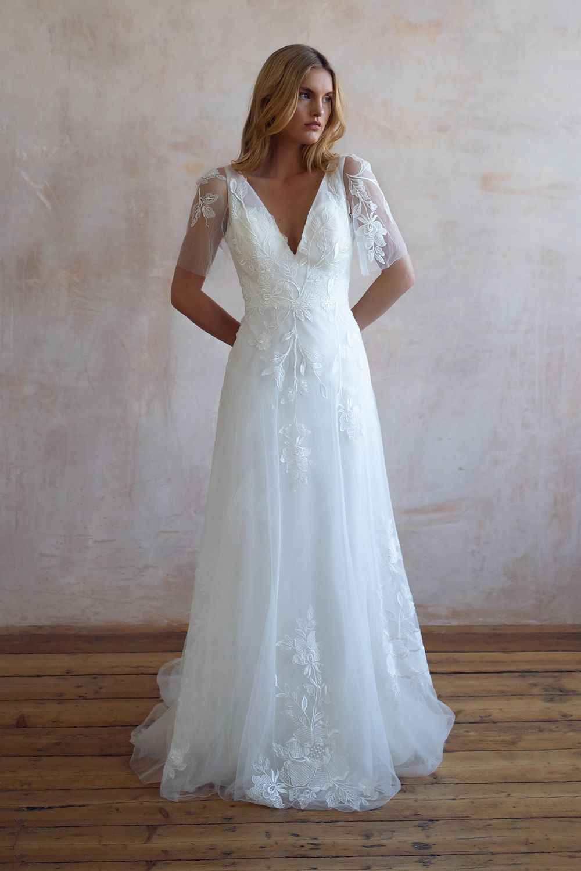 Wedding Dresses Lace Wedding Dresses Long Sleeve Boho Wedding Dresses Wedding Dress Beach Mermaid Wedding Dresses Alterna 45