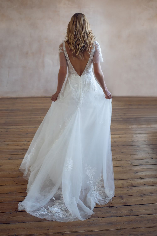 Wedding Dresses Lace Wedding Dresses Long Sleeve Boho Wedding Dresses Wedding Dress Beach Mermaid Wedding Dresses Alterna 47