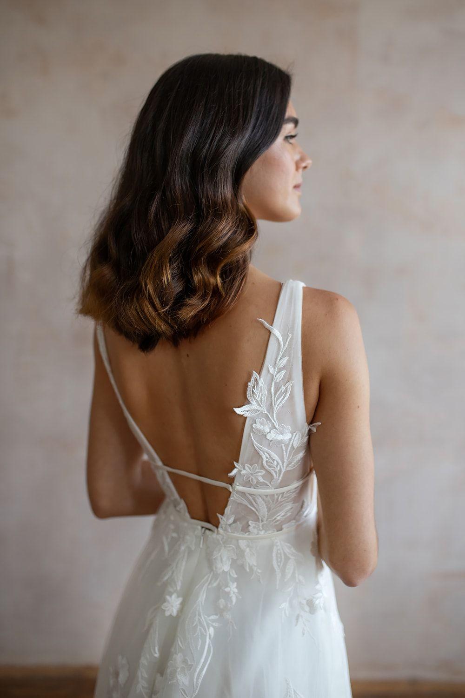 Wedding Dresses Lace Wedding Dresses Long Sleeve Boho Wedding Dresses Wedding Dress Beach Mermaid Wedding Dresses Alterna 5