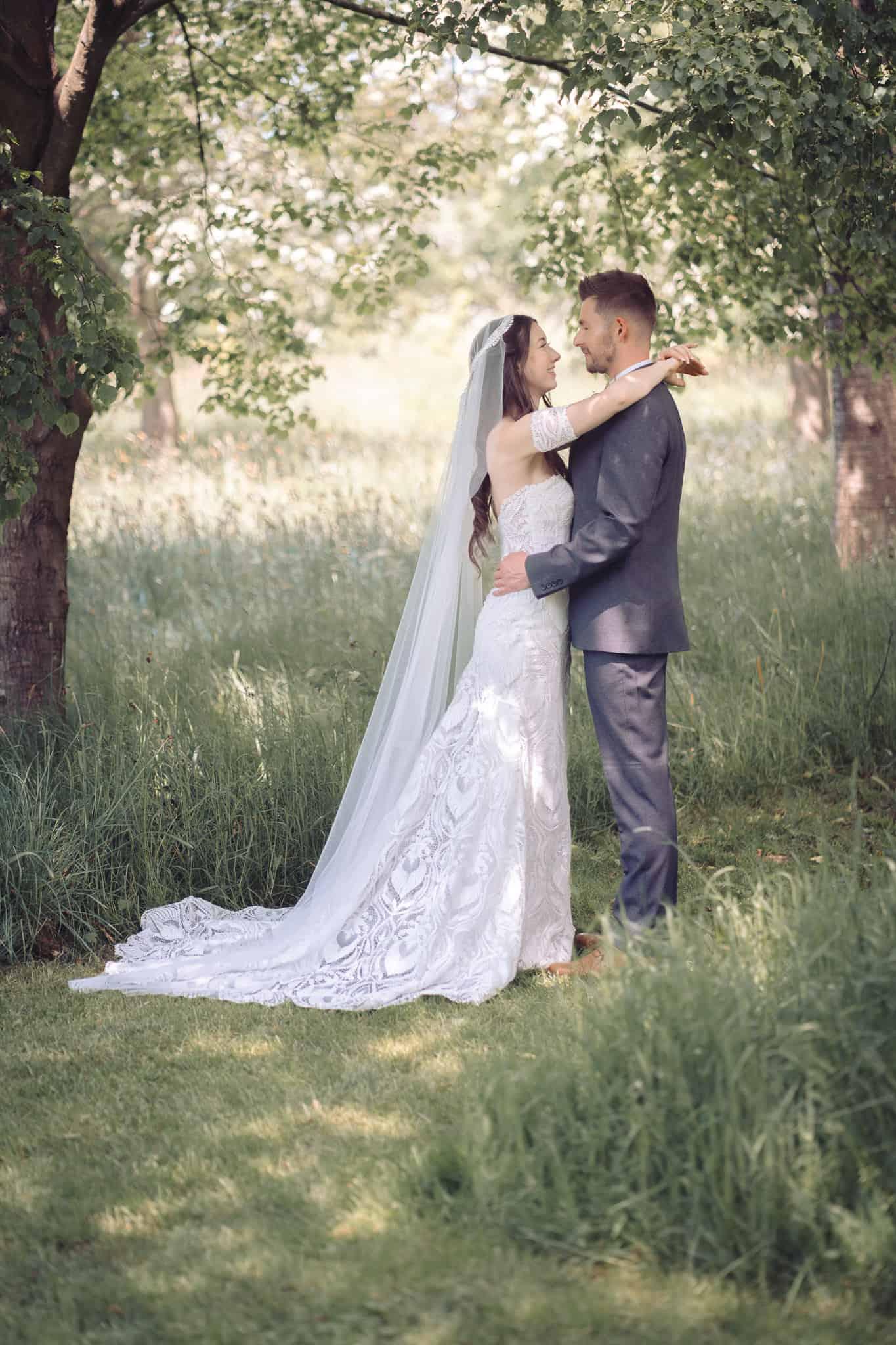 Crockwell Farms Bridal Shoot
