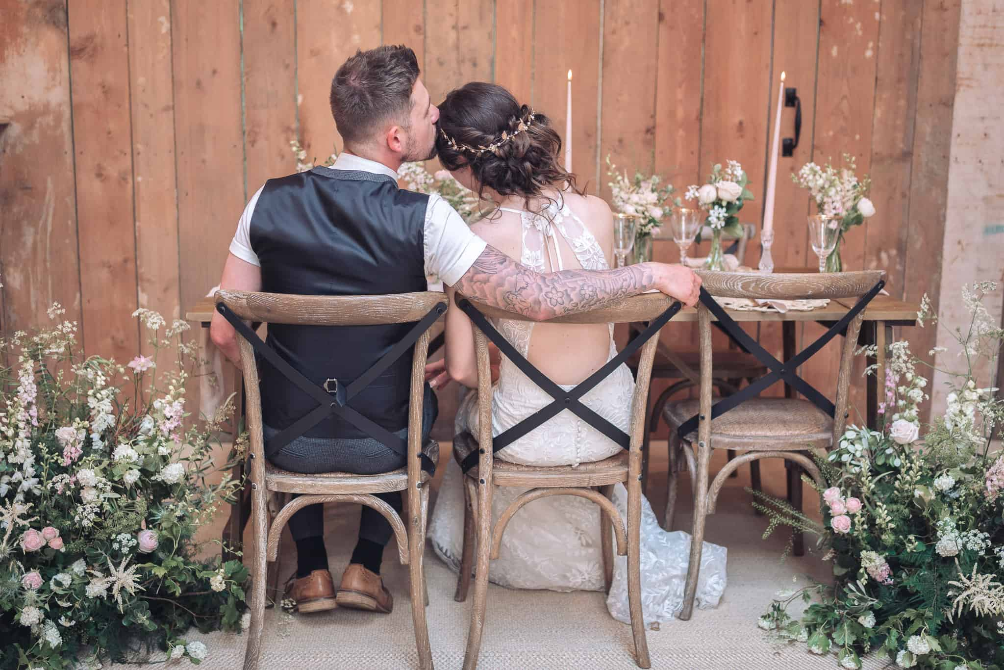 crockwell farm boho bridal photo shoot